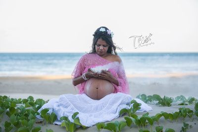Maternity Portraits by Tess Photography ~