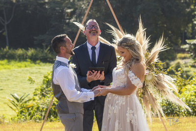Wedding Photography by Tess Photography